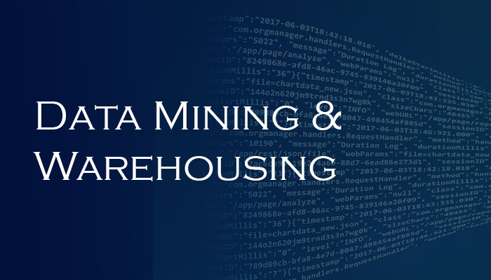 Data Mining and Warehousing Introduction